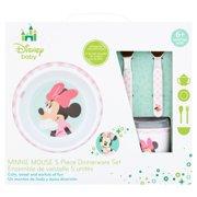 Disney Baby, Minnie Mouse Melamine Set