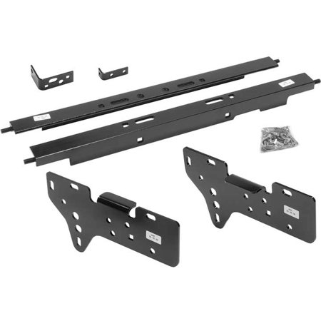 Gooseneck Installation Rail Kit (08-C Ford F450(Not Cab&Chassis) Gooseneck Rail Kit Replacement Auto Part, Easy to Install)