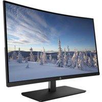 """HP 27B 27"""" LED Widescreen Monitor (1AT04AA Black)"""