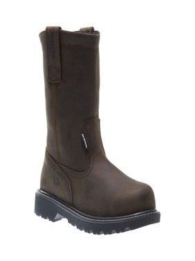 """Men's Wolverine Floorhand 10"""" Wellington Waterproof Steel Toe Boot"""
