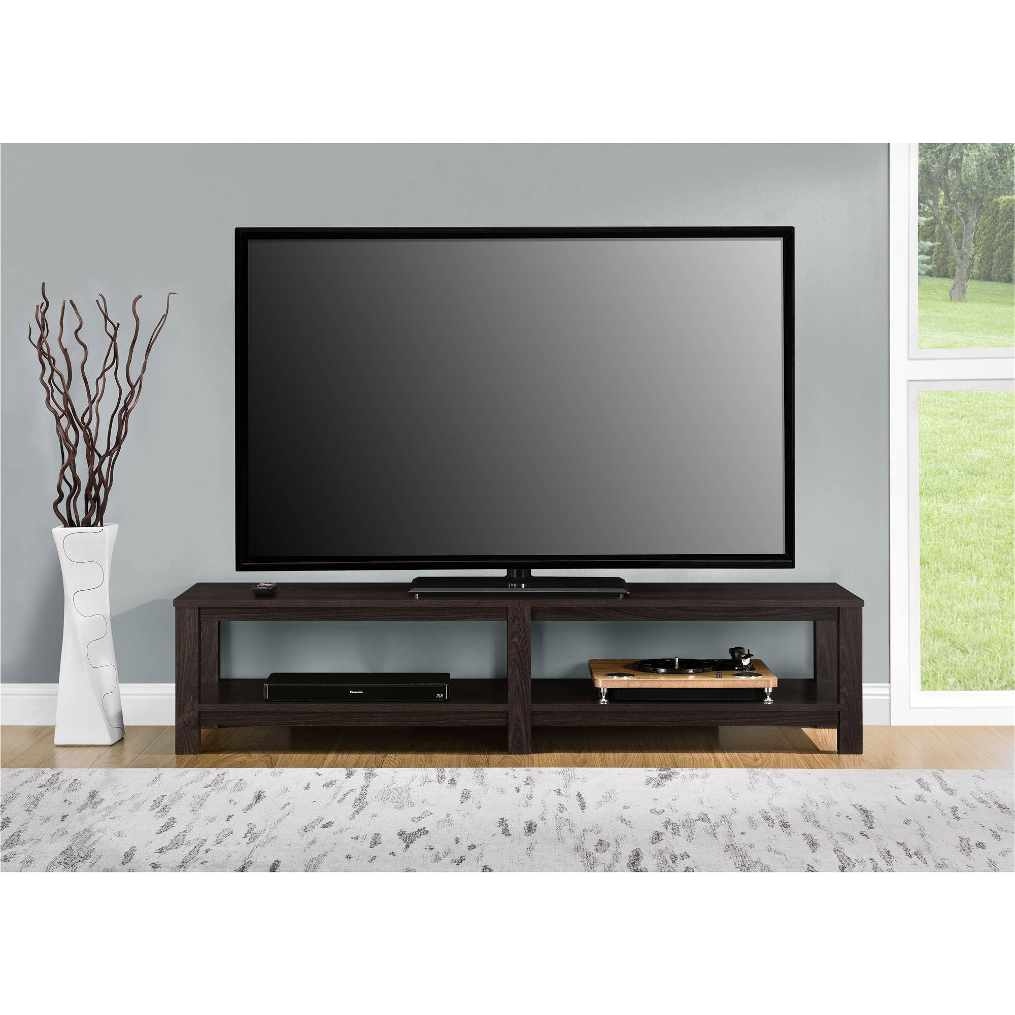 Sarah Tv Stands Mainstays Parsons Tv Stand For Tvs Up To 65