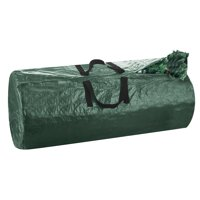 Christmas Tree Storage Bag-Extra Large Holds Up to 9 Ft. Tree- Durable, Tear-Proof, Long-Lasting Holiday Décor Organization by Elf Stor (Dark Green)