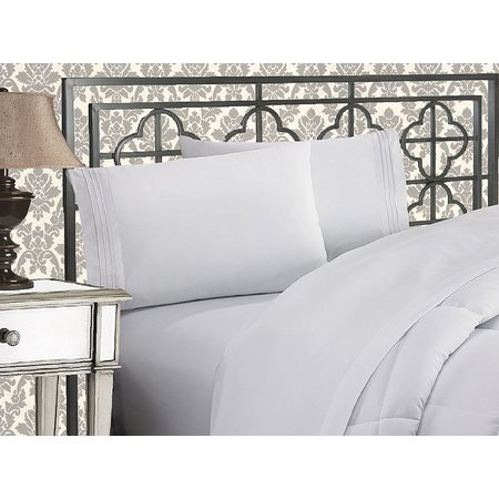 1500 Thread Count Egyptian Quality Sheet Set King (1500 Thread Count Egyptian Cotton Sheets King)