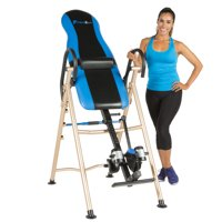 Fitness Reality 990XL Inversion Table with Lumbar Pillow and Unique SURELOCK Safety System
