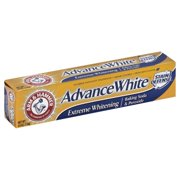 Arm & Hammer Advance White Baking Soda & Peroxide Stain Defense Toothpaste, 6 oz