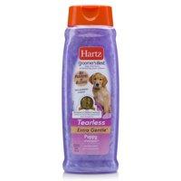 Hartz groomers best tearless extra gentle puppy shampoo, 18-oz bottle