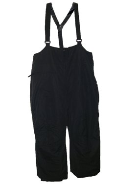 Pulse Mens Big Sizes Technical Suspender Ski Pants Snow Bibs 3X - 7X