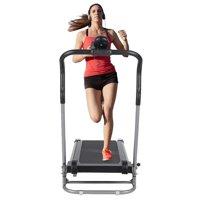 Treadmill Folding Equipment Fitness Running Machine w/Support Folding Treadmill for Home
