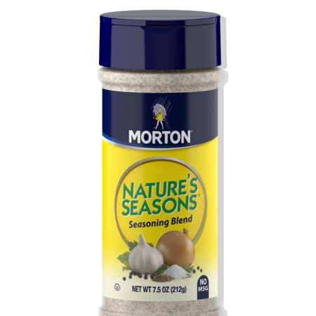 (2 Pack) Morton Nature's Seasons Seasoning Blend, 7.5 - Oriental Seasoning Blend