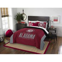 "NCAA Alabama Crimson Tide ""Modern Take"" Bedding Comforter Set"