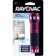 Rayovac Brite Essentials 3AAA LED Pet Stain Detector VBUV-BD