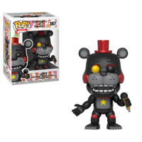 Funko POP Games: Five Nights at Freddys 6 Pizza Sim - Lefty