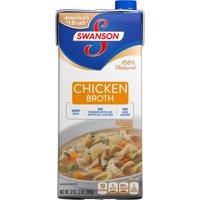 (6 Pack) SwansonChicken Broth, 32 oz. Carton