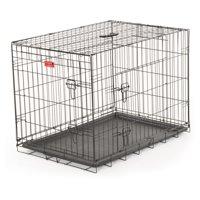 Lucky Dog Wire Travel & Training 2 Door Pet Crate