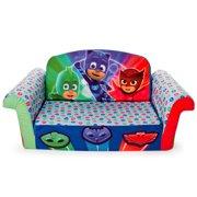 Marshmallow Furniture Children S 2 In 1 Flip Open Foam Sofa Pj Masks