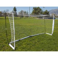 Athletic Works 12' x 6' Pop-Up Soccer Goal (Includes Carry Bag)