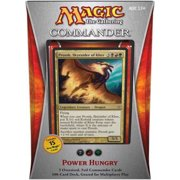 MtG Commander 2013 Power Hungry EDH Deck