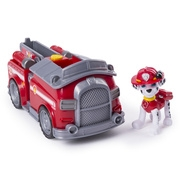 PAW Patrol – Marshall's Transforming Fire Truck with Pop-out Water Cannons, for Ages 3 and Up