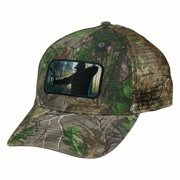 Outdoor Cap Realtree Extra Green Mesh Back Major League Bowhunter Hunting  Hat 65f7a775510f