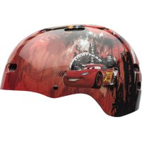 Disney Pixar Cars Child Multisport Helmet, Red