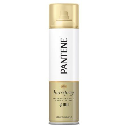 Pantene Pro-V Level 4 Extra Strong Hold Texture-Building Hairspray, 11