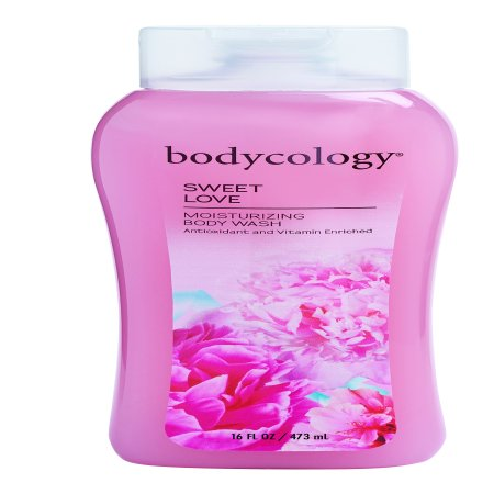 (2 pack) Bodycology Sweet Love Moisturizing Body Wash, 16 fl. oz.