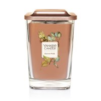 Yankee Candle Elevation Collection with Platform Lid Large 2 Wick Square Candle Harvest Walk
