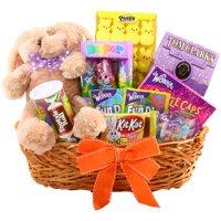 Alder Creek Gift Baskets Delightful Easter Treats Gift Basket, 11 pc