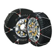 Super Z 6 Compact Cable Tire Snow Chain Set for Cars, Trucks, and SUVs   SZ429