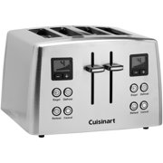 Cuisinart Toasters 4-Slice Compact Toaster in Silver Stainless CPT-435