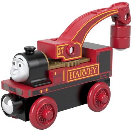 Mobile Engine Crane (Thomas & Friends Wood Harvey Industrial Crane Engine)