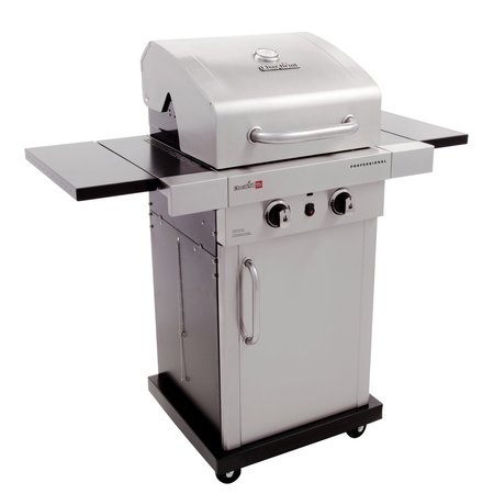 - Char-Broil Professional Series TRU-Infrared 2-Burner Cabinet Gas Grill