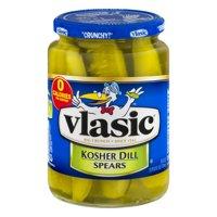 (3 Pack) Vlasic Kosher Dill Spears, 24.0 FL OZ