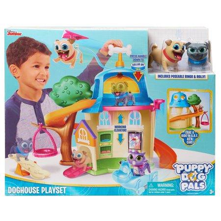 Puppy Dog Pals Dog House Playset Walmart Com