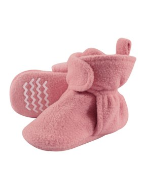 Girl Cozy Fleece Booties
