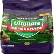 Pennington The Ultimate Plus Grass Seed and Fertilizer for Dense Shade Areas; 3 Pounds