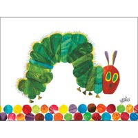 Oopsy Daisy - Eric Carles The Very Hungry Caterpillar (TM) Canvas Wall Art 40x30, Eric Carle