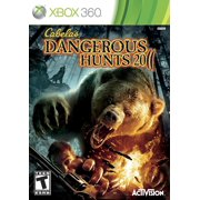 Cabelas Dangerous Hunts 11 - Xbox360 (Refurbished)