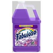 Fabuloso All Purpose Cleaner, Lavender, 128 Fl Oz