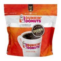 (2 Pack) Dunkin' Donuts Ground Coffee Original Blend, 24.0 OZ