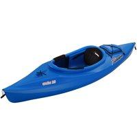 Sun Dolphin Aruba 10' Sit In Kayak Lime, Paddle Included