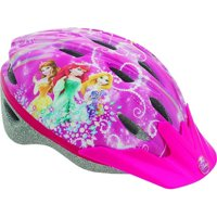 Bell Sports Disney Princess Magical Rider Child Bike Helmet, Pink Purple