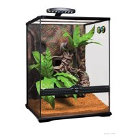 Exo Terra Large 34-Gallon Crested Gecko Terrarium Kit