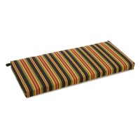 Blazing Needles 48 x 19 in. Outdoor Bench Cushion