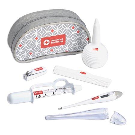 American Red Cross Deluxe Baby Healthcare & Grooming Kit, Baby Grooming Kit