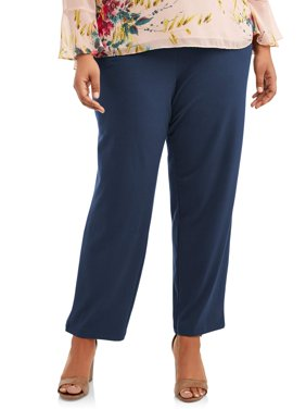 Women's Plus Size Everyday Knit Pant