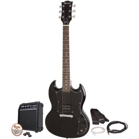 Maestro By Gibson Mesgbkch Double Cutaway Electric Guitar Kit