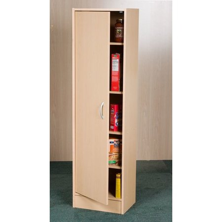 Mylex Single Door Pantry, Multiple Finishes