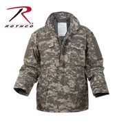 bfd492bf5b0d3 Rothco Vintage M-65 Field Jacket - Woodland Camo, Large | Walmart Canada
