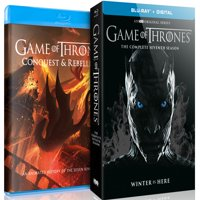 Game of Thrones: The Complete Seventh Season (Blu-ray + Digital HD)
